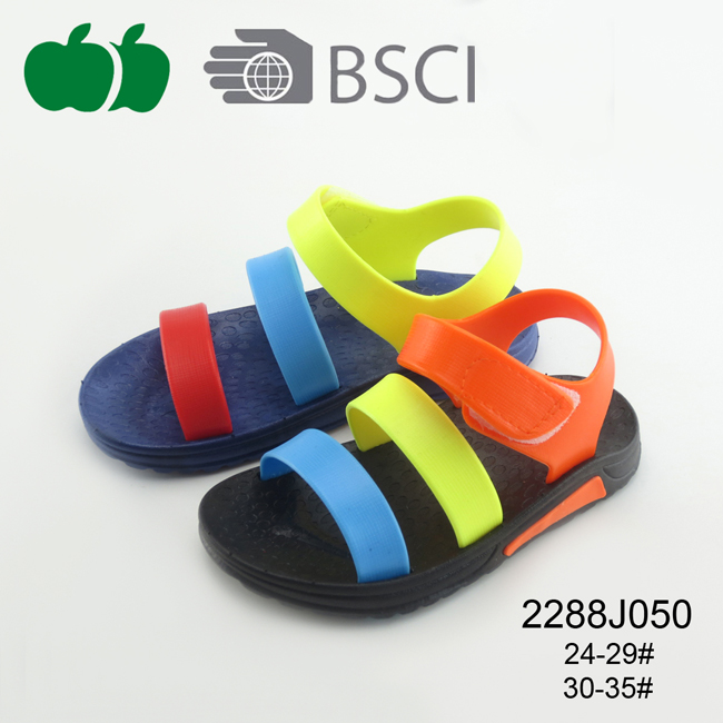 Cute Children's Summer Plastic Sandals