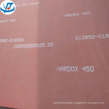 20mm thickness hardness 400~425 hardoxs 400 steel plate