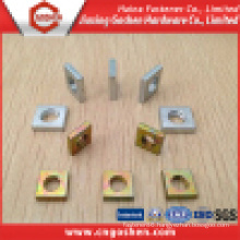 Galvanized DIN562 Square Head Thin Nut