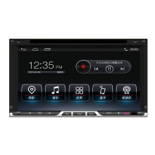Hualingan GPS Navigation Android 4.4 Universal Double DIN Car DVD Player