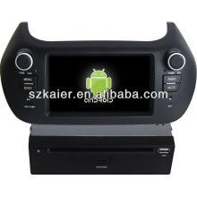 Lecteur DVD de voiture pour système Android Fiat Fiorino