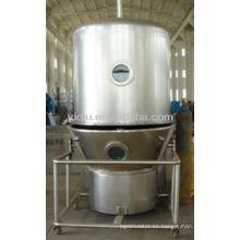 Secador de granulador de lecho fluido de alimentación animal