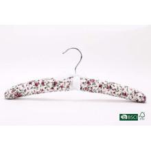 Hochwertige Mode Bowknot Satin Kleiderbügel