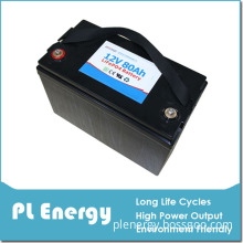 12V 80ah Solar Battery for Energy Storage System