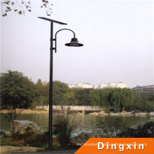 4m Solar Garden Lighting 5W, 10W, 15W, 18W, 20W, 30W LED Lamp