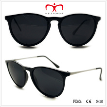 Men′s Sunglasses with Metal Temple (WSP508299)