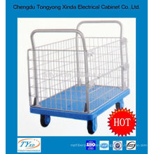 high quality ODM custom cage trolley with handles