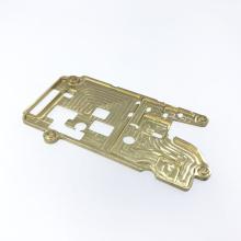 Serviço de usinagem de peças de latão de usinagem CNC personalizado