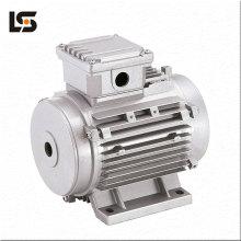 Aluminium moulage sous pression ADC12 boîtier moteur vertical en aluminium boîtier du moteur
