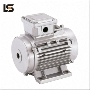 Алюминиевой заливки формы adc12 вертикальный корпус двигателя алюминиевый каркас корпус двигателя