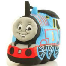 Brinquedo de trem de pelúcia