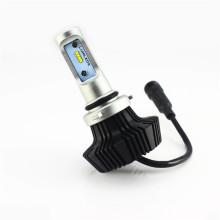 Las luces de la cabeza del coche sin ventilador suministran s1 x3 r4 g7 7s g7s 9005 9006 bombillas de los faros delanteros