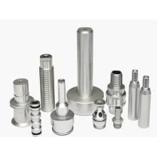 CNC-Komponenten Kohlefaser-Edelstahl-CNC-Bearbeitung