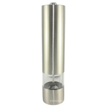 premium stainless steel bean spice pepper salt grinder set for sale