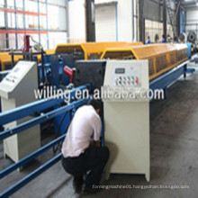 downpipe roll forming machine of different series