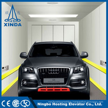 Inground Residential Ramp For Car Lift