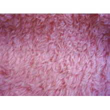 Tissu à tricoter en polaire d'ours blanc
