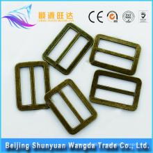 Haute qualité Customized Design Brass Lock Metal Strap Bag Clip Belt Buckle
