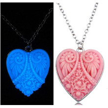 Charm Heart Shape Pendant Necklace Design African Necklace Fashion Necklace