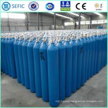 50L Industrial Seamless Steel Oxygen Cylinder (EN ISO9809)
