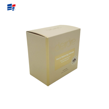 High Quality for Face Cosmetic Packaging Paper Box Coated paper candle packaging box export to Portugal Importers