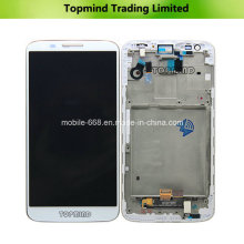 for LG G2 D802 LCD with Digitizer Touch with Front Housing