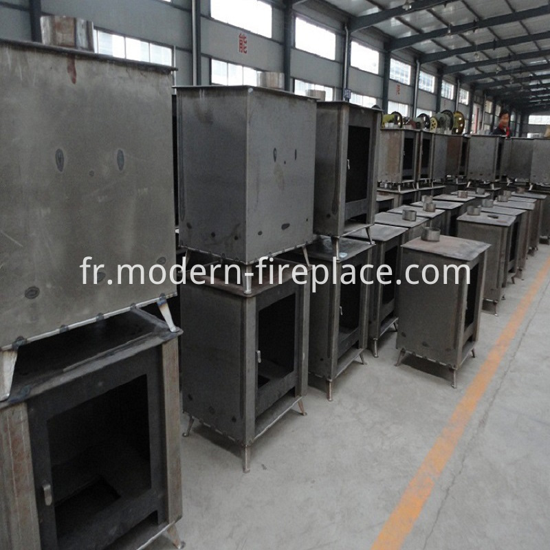 Wood Stoves Production European