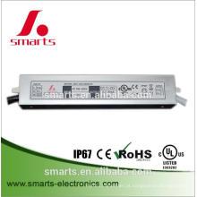 Única saída PSU 18 W 900mA tipo de corrente constante led driver