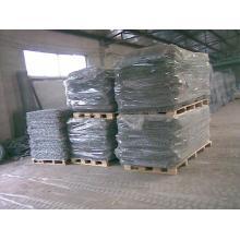 Caisses Gabion glencées à la qualité ISO / cages en pierre