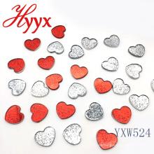 HYYX confeti de diamantes de mesa de color personalizado al por mayor