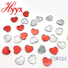 HYYX Оптовая Подгонянный Цвет бриллиантов Таблица конфетти