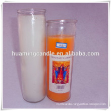 large decorative candles scented candle