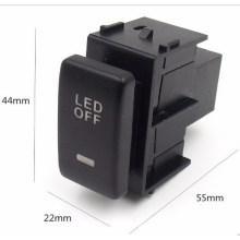 Special Dedicated 12V Car Fog Light Switch Daytime Running Lights Switch Use for Nissan, Qashqai, Juke, Tiida, Almera, X-Trail
