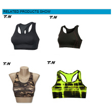 Women′s Seamless Sportive Suit Yoga Suit Gym Wear Sport Bra&Pants