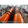 Rotary Cylinder Drying Machine for Chemical Industry