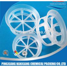 Anel de escada de plástico polipropileno cascata mini anel de plástico