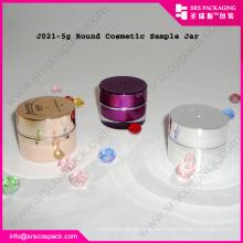 Acryl Gesichtscreme Kosmetik Gläser Antique