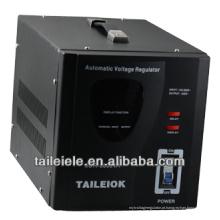 Estabilizador de tensão aparelho doméstico SDR-5000VA estabilizador automático do regulador de tensão