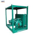 Motor de alta presión horizontal bombas de alta presión centrífugas de alta presión