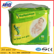 Canton Fair 2016 Adult Baby Diapersguangzhou Companyb Grade Baby Diaper Manufacturers: