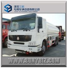 20000L Sinotruk HOWO 6X4 Oil Tank Truck