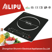 Verre de cuisson à induction ultra-mince de qualité supérieure