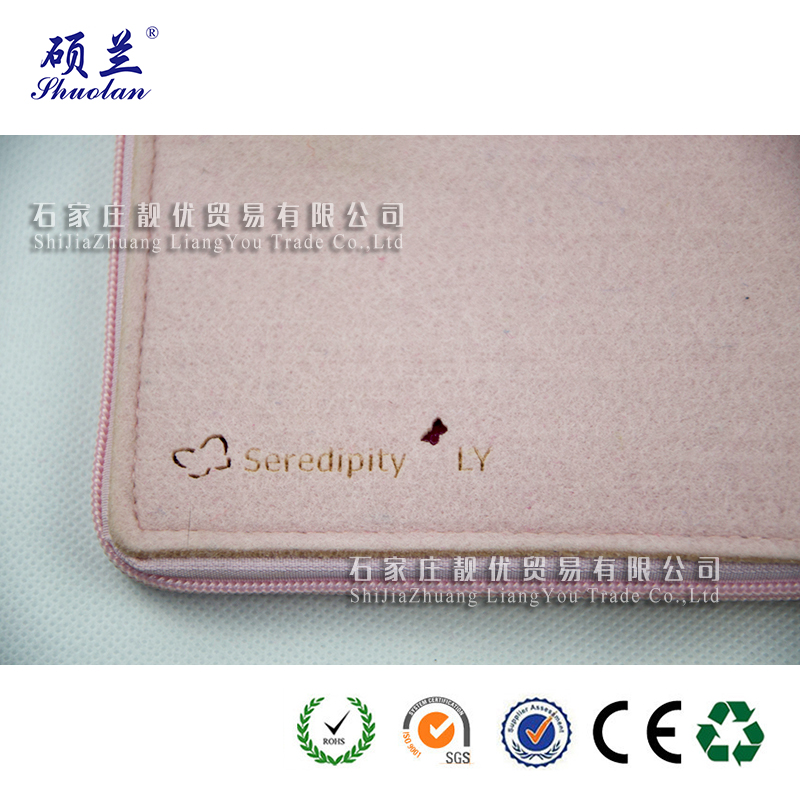 Good Quality Felt Notebook Cover