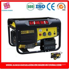 Sp Type Gasoline Generators Sp5000 for Home & Outdoor Power Supply