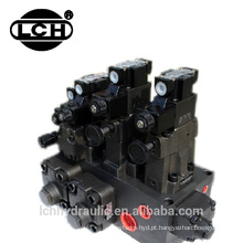 hydraulic oil pumping unit
