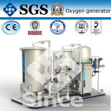 Автоматическое оборудование для производства кислородного газа (ПО)
