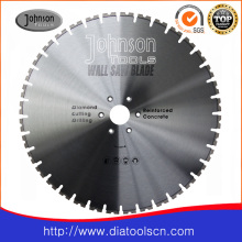 600mm Wall Saw Cutting Blade for Reinforced Concrete Wall