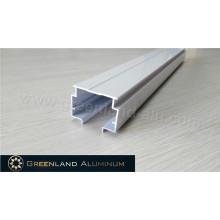 Novo estilo de alumínio Vertical Blind Head Track Branco