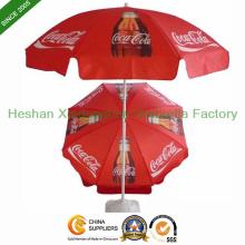 Promotion im freien Sonnenschirm für die Anzeige (BU-0045)