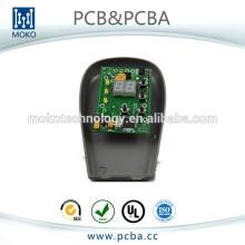 Ensamblaje de placa de circuito impreso, carcasa y moldura disponible